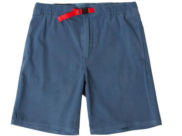 Topo Designs Mountain Shorts Hombre, azul